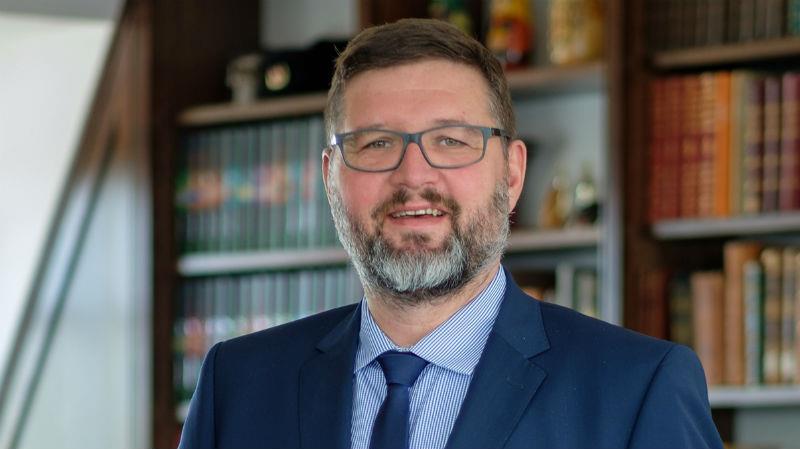 Christoph Bruns, managing partner and ceo of Mund+Bruns.