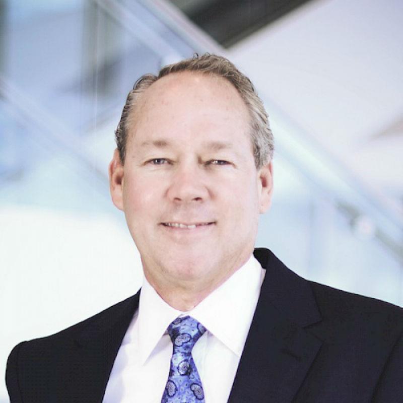 Jim Crane, chairman of Crane Worldwide Logistics.