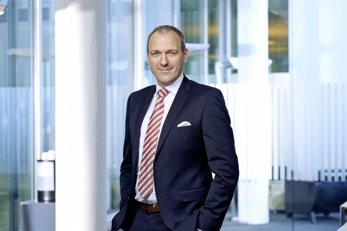 Holger Strack.