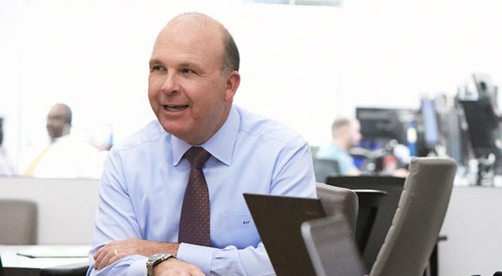 Robert Farrell, chairman and ceo of GlobalTranz
