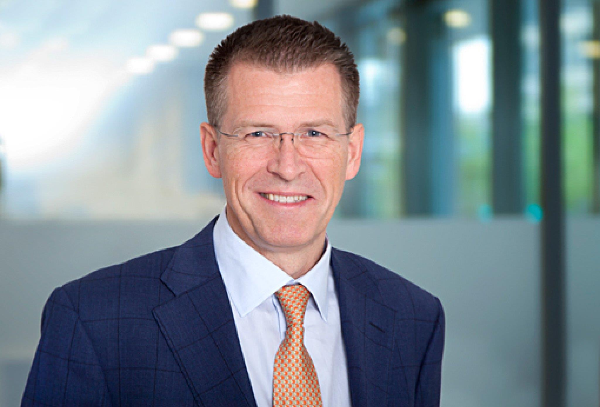Ivar Myklebust, ceo of Höegh Autoliners
