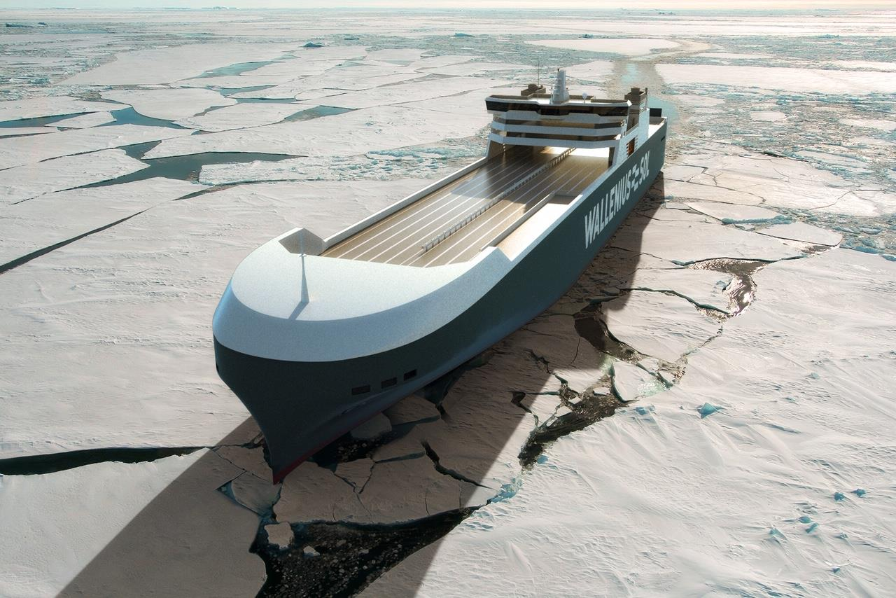 Wallenius SOL plans to acquire four LNG-powered ro-ro ships.