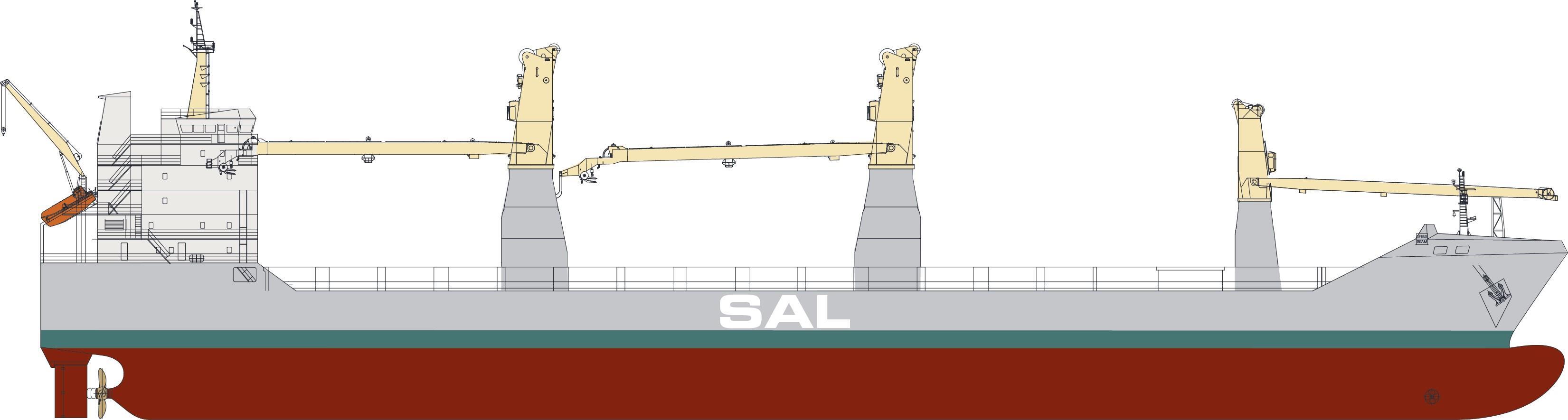 Hanna  Klara And Lisa To Join Sal Heavy Lift