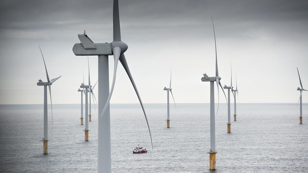 Photo credit: MHI Vestas Offshore Wind