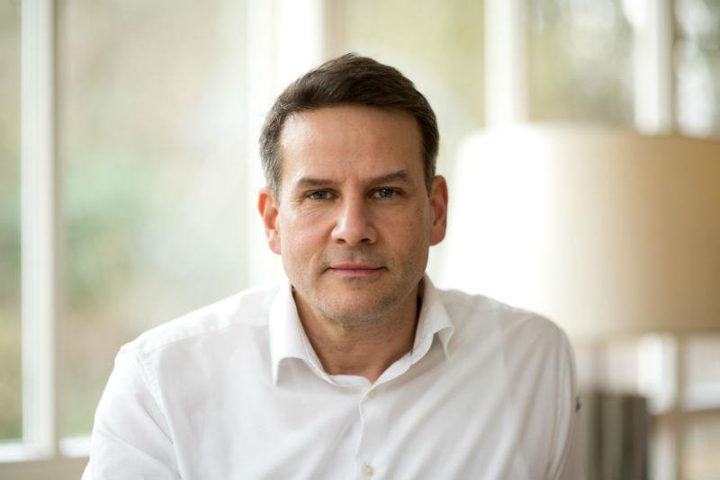 Olaf Beckedorf, ceo of BigMove