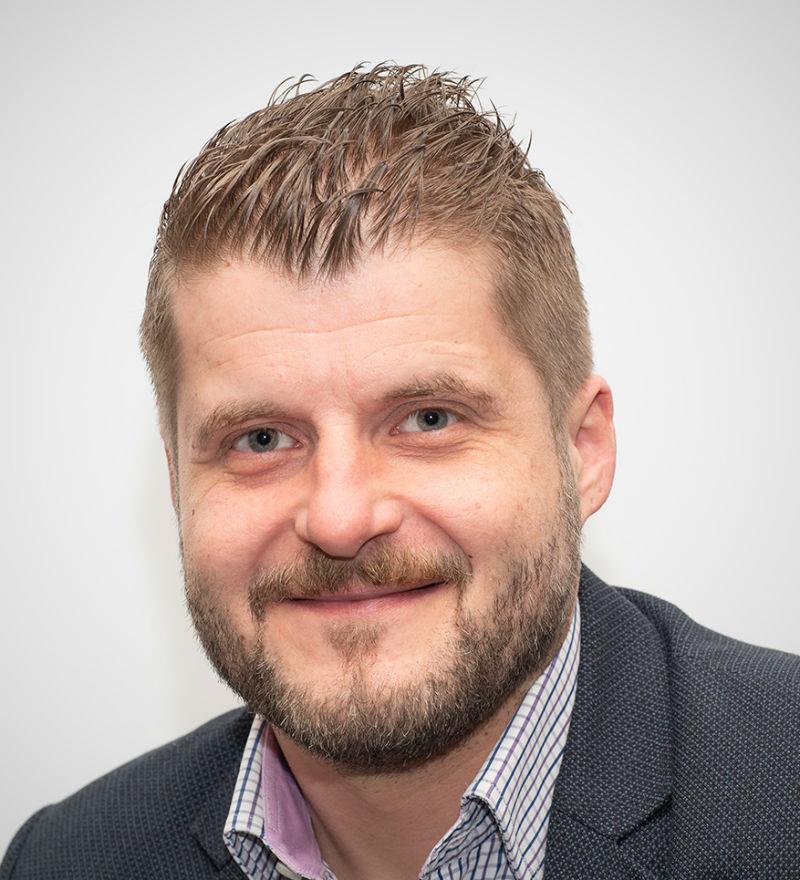 Boris Lukic, ceo of M+R Spedag Group