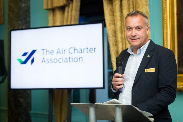 Nick Weston, chairman of The Air Charter Association