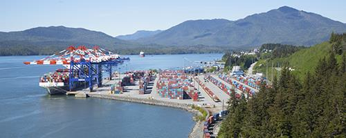 Photo credit: Prince Rupert Port Authority.