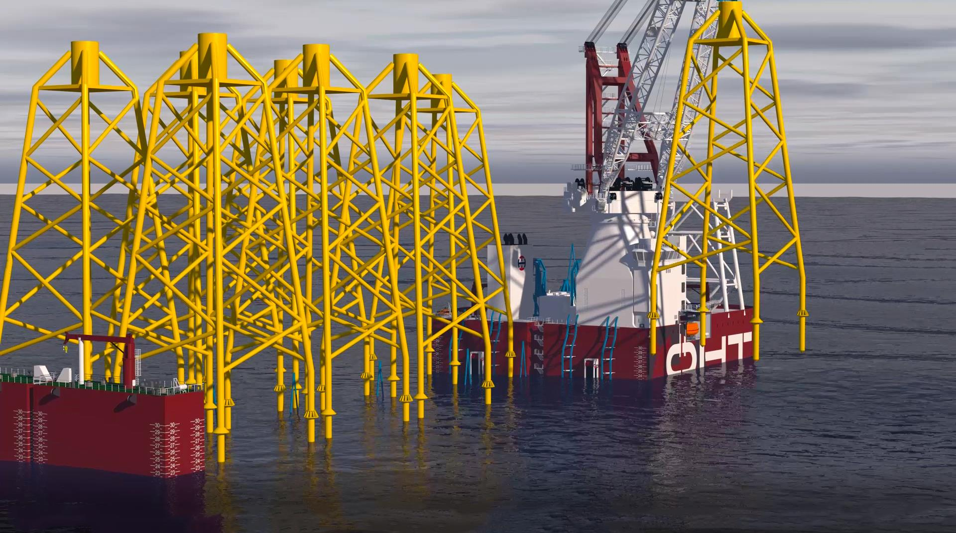 Photo credit: Offshore Heavy Transport (OHT)