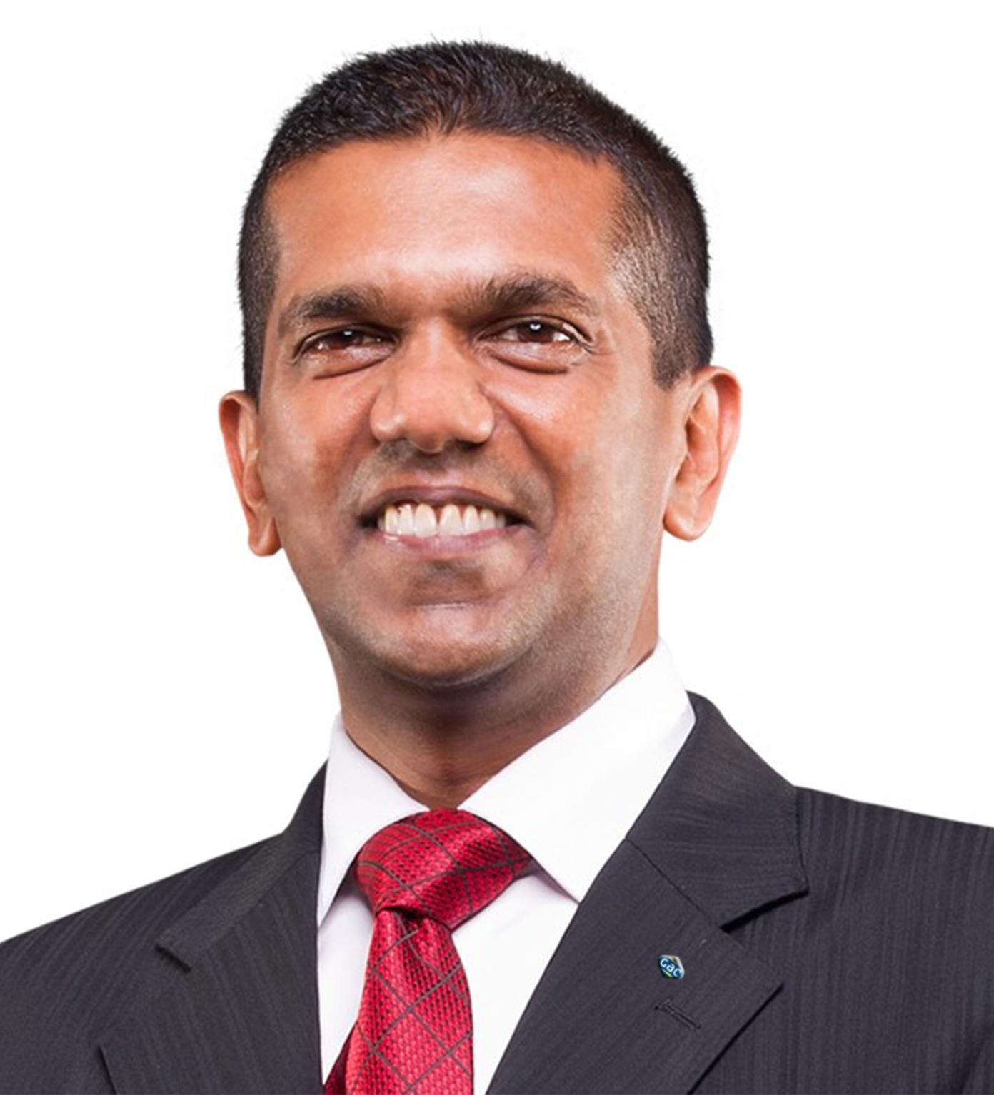 Ravi Edirisinghe, director/chief executive officer - GAC Sri Lanka