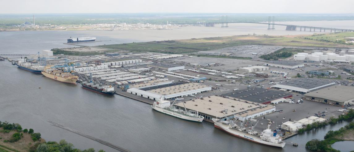 Photo credit: Port of Wilmington