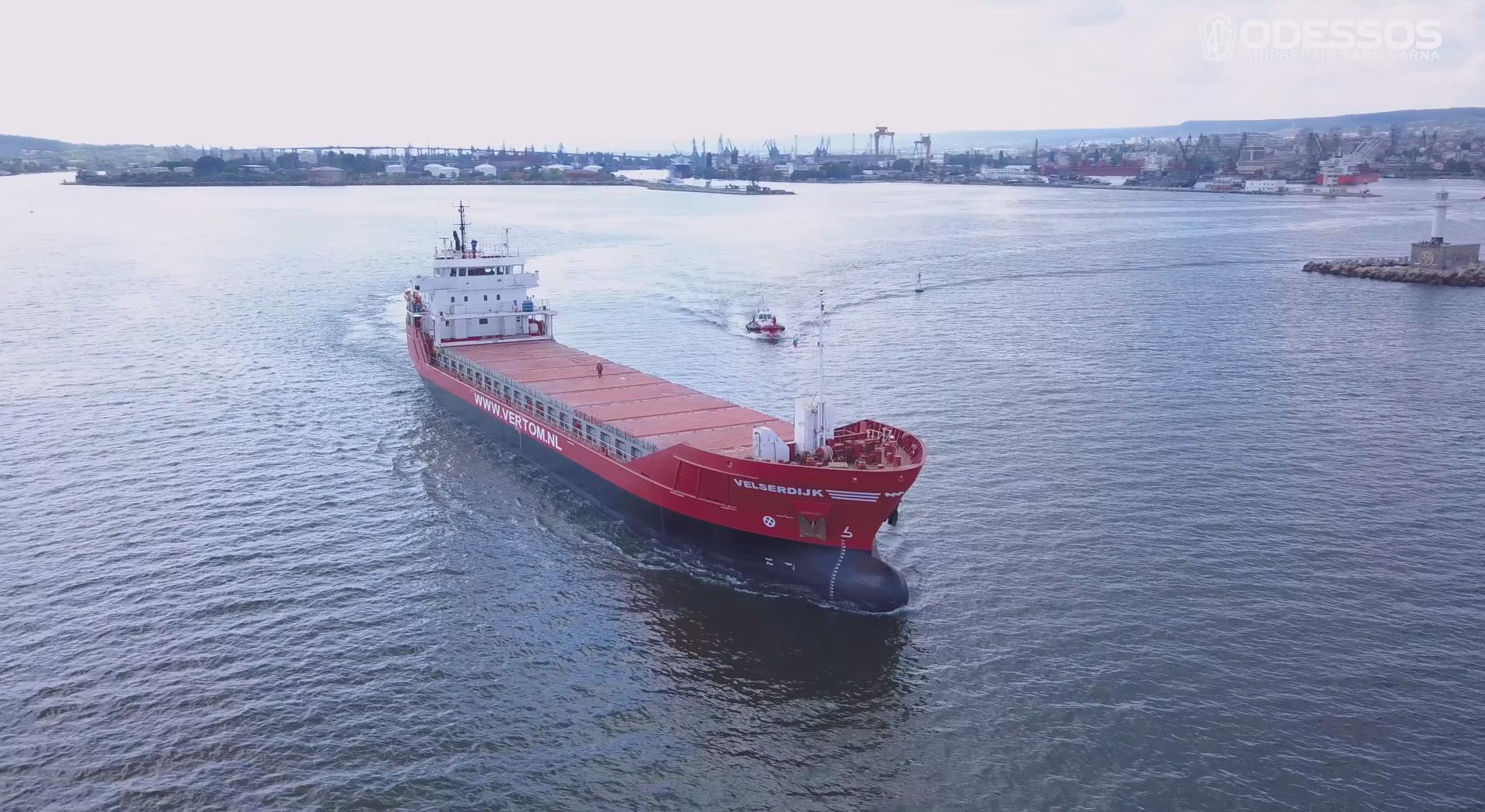 Photo credit: Shipping Company Groningen.