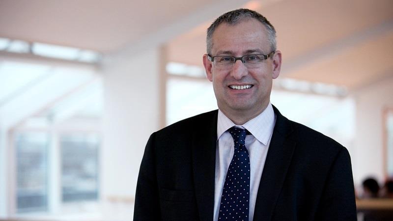 Greg Parker, managing director of Mace North America.