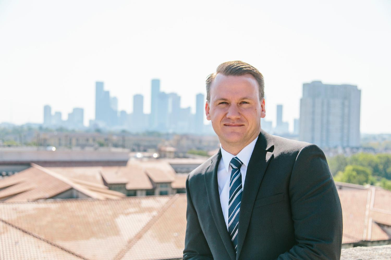 Rene Pedersen, Intermarine's director of chartering.