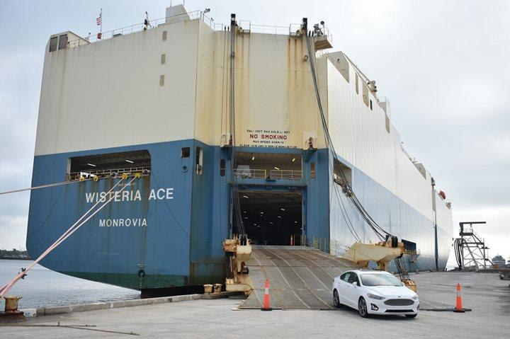 Photo credit: Canaveral Port Authority.