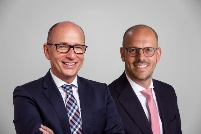 Volker Sauerborn and Sven Eisfeld